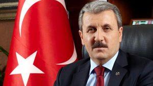 Mustafa Destici'den 'Cumhur' yorumu