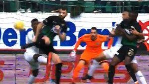 Mustafa Yumlu'nun golü sosyal medyayı salladı