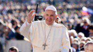 Papa tüm dünyayı oruç tutmaya çağırdı