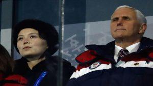 Kuzey Kore Pence ile buluşmayı iptal etti
