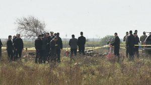 İzmir'de eğitim uçağı düştü