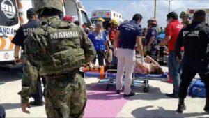 Tatil cennetinde patlama: 25 yaralı