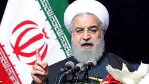 Ruhani'den 'kukla devlet' çıkışı