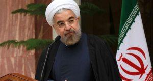 İran Cumhurbaşkanı Ruhani'nin ofisine girmeye çalışan bir kişi vuruldu