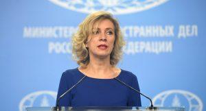 Rus Dışişleri Sözcüsü: ABD, Suriyeli Kürtlere silah göndermeye devam ediyor