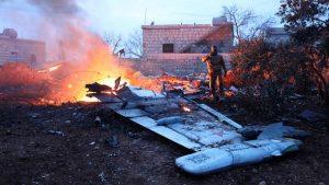 Rus uçağının düşürüldüğü saldırıyı üstlendiler