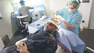 Arapların Türkiye'de saç ektirmesine KDV kıyağı