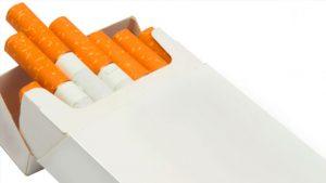 Sigara paketlerine tek tip uygulaması