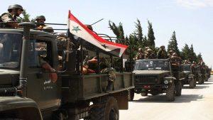 Suriye, İsrail'e müdahale etti