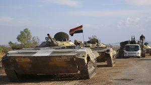 Rus basını: 'Suriye, Afrin'e girecek'