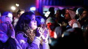 Suudi Arabistan'da ilk kez caz festivali düzenlendi
