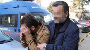 Halk otobüsünde elle tacizde bulunan kişi tutuklandı!