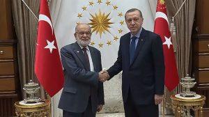 Erdoğan'dan sürpriz randevu! O isimle bir araya gelecekler…