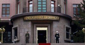 TSK'dan son dakika açıklaması: 2 askerimiz şehit, 1 yaralı