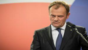 Avrupa Konseyi Başkanı Tusk, Türkiye'yi uyardı!