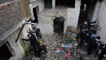 Diyarbakır'da uyuşturucu operasyonunda el yapımı patlayıcı bulundu