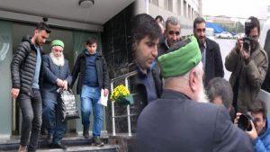 Vasat Cemaati lideri Şahmerdan Sarı tutuklandı