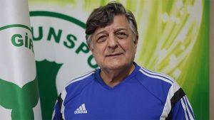 Giresunspor'da Teknik Direktör Yılmaz Vural ile yollar ayrıldı