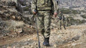 Bitlis'te operasyondan acı haber