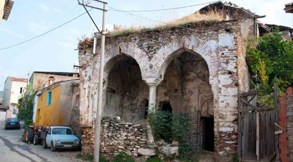 Tire'de ki tarihi Ali Efe Hanı için restorasyon süreci başlıyor