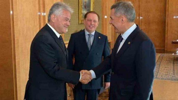 Tataristan'da Marmaris'e özel ilgi