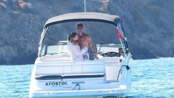 Teknedeki kadının kimliği kesinleşti