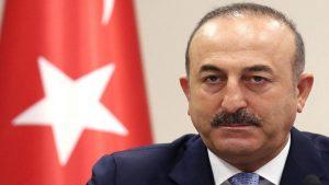 """Çavuşoğlu'ndan """"yağma"""" açıklaması"""