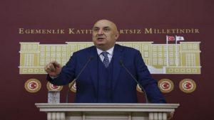 CHP'li Özkoç'tan Bahçeli'ye: Ya dik dur ya da istifa et