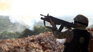 Erzurum'da çatışma: 4 PKK'lı öldürüldü