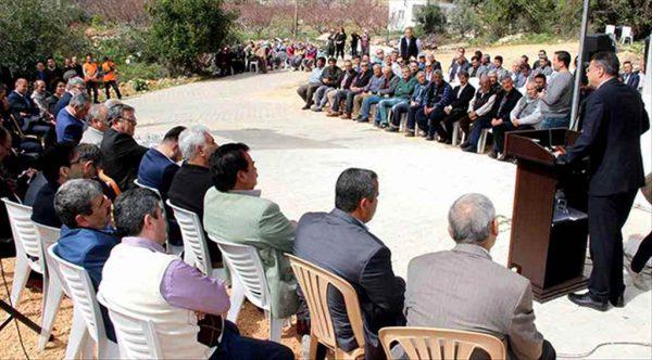 Başkan Turgut 'Köylümüzü ve üreticimizi desteklemeliyiz'