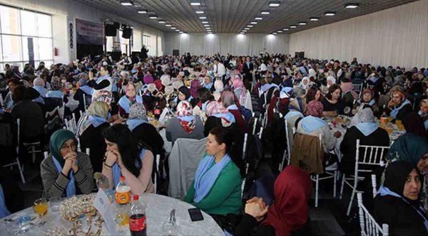 Eskişehir'de kadınlara özel 8 Mart kutlaması