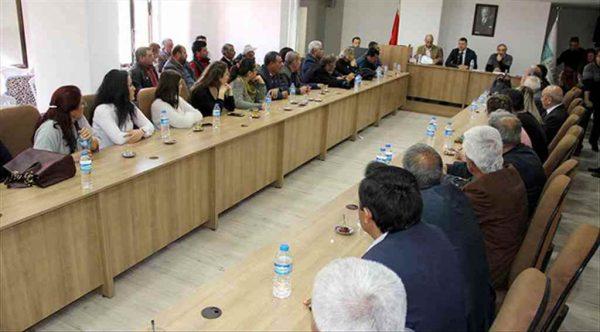 Taşeli Tarımsal Kalkınma Kooperatifi genel kurulunu gerçekleştirdi