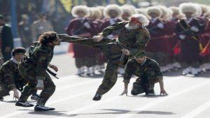 Milis güç BESİC, İran'ın ülküsünü açıkladı!