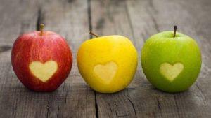 Elma kabuğunun mucizevi faydası