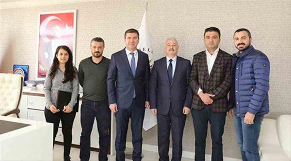 Burdur'da 600 KWe'lik güneş enerji santrali için sözleşme imzalandı