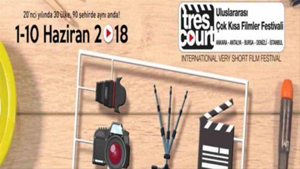 Çok Kısa Filmler Festivali Nilüfer'de sanatseverlerle buluşacak