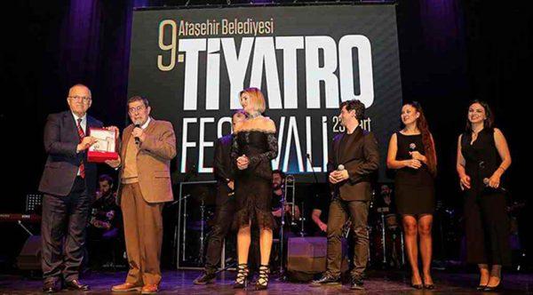 Ataşehir Belediyesi 9. Tiyatro Festivali başladı