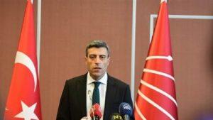CHP'li Yılmaz: Afrin'in iç politikaya malzeme yapılmasını kabul etmeyiz