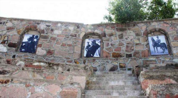 Ayvalık'taki amfi tiyatro tepeden tırnağa yenilendi