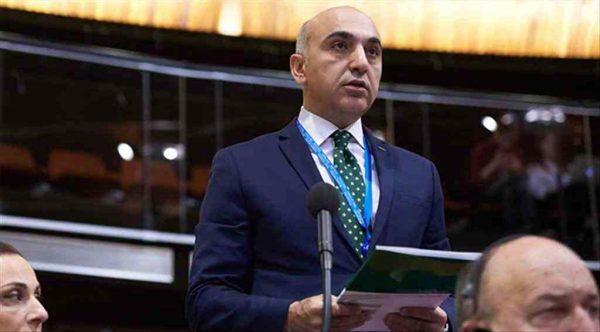 Başkan Kerimoğlu Avrupa Konseyi'nde konuştu