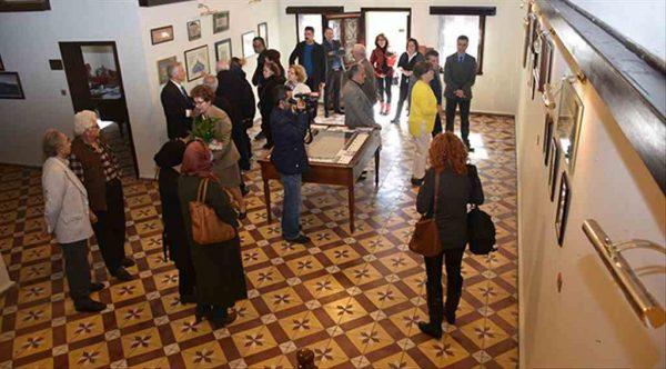 Edremit'te Tezhip Sanatı sergisi açıldı