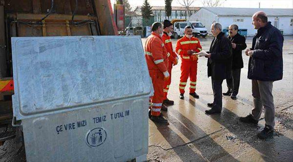 Edirne Belediyesi'nde sınavlar başladı