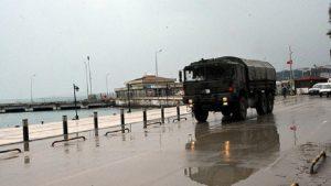 Sinop'ta merak uyandıran görüntü