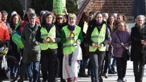 Milyonların talebi için Ankara'ya yürüyorlar