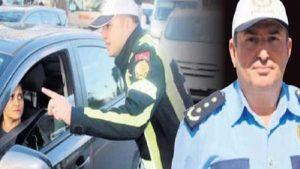 Trafik müdüründen amirine 108 lira ceza