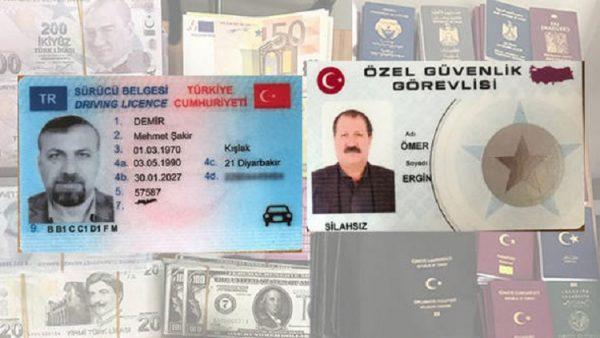İstanbul'un göbeğinde sahtekarlık… Bir iki değil 46 ülke!