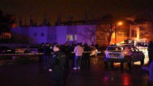 İzmir'de kaçak dehşeti! 1 şehit, 2 yaralı