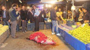 Savcı mandalina için dehşet saçan polise acımadı