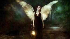 Son paylaşımı 'melek' oldu