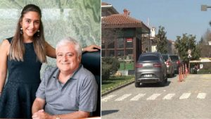 Babasının evinin önünde iki ambulans bekletiliyor